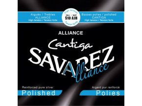SAVAREZ CANTIGA POLISHED tvrdé 510AJH