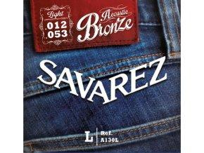 Savarez ACOUSTIC A130L (Bronze)