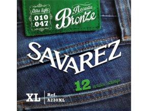 Savarez ACOUSTIC A230XL (Bronze)