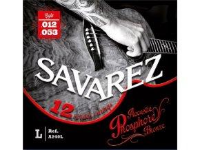 SAVAREZ Acoustic Phosphor-Bronze A240L