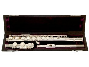 TREVOR JAMES CANTABILE flétna E-mechanika, stříbrná hlavice CF-E