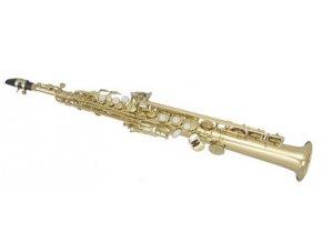 TREVOR JAMES SR Bb soprán saxofon zlatolak