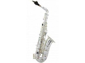 TREVOR JAMES SR Eb alt saxofon postříbřený