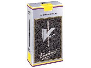 VANDOREN V12 Bb klarinetové plátky 4