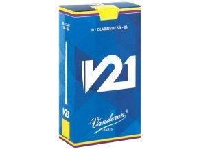 VANDOREN V21 Bb klarinetové plátky 3,5