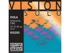 Thomastik VISIONSOLO set VIS200