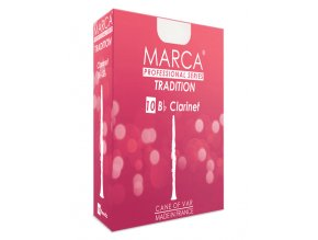 MARCA TRADITION Bb klarinetové plátky 3