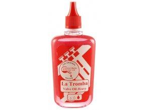 La tromba valve oil