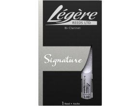 Légére SIGNATURE Bb klarinet (3,00)