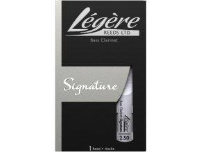 LÉGÉRE SIGNATURE basklarinetový plátek 2,5