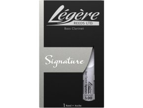 LÉGÉRE SIGNATURE basklarinetový plátek 3