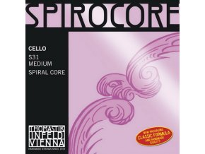 Thomastik SPIROCORE set S31