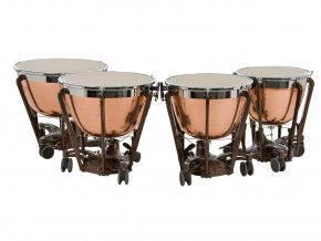 adams professional cambered hammered copper
