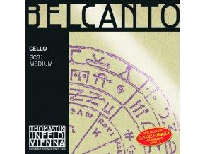 Thomastik BELCANTO(D) BC27