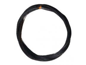 DICTUM Potah kontrabasový černé žíně