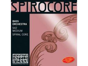 Thomastik SPIROCORE set (3/4solo) 3886,0