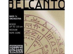 Thomastik BELCANTO set (3/4) BC600