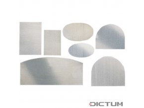 Dictum 703500 - Mini Scrapers, 7-Piece Set