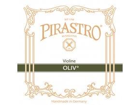 PIRASTRO OLIV STEIF D-Ag/Al