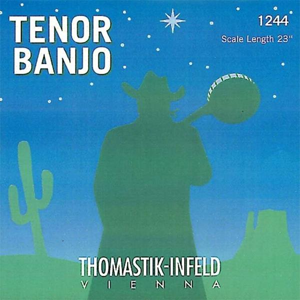 Thomastik TENOR BANJO 1224 - Struny na banjo - sada