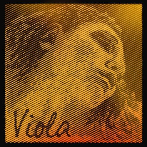 Pirastro EVAH PIRAZZI GOLD 425021 - Struny na violu - sada