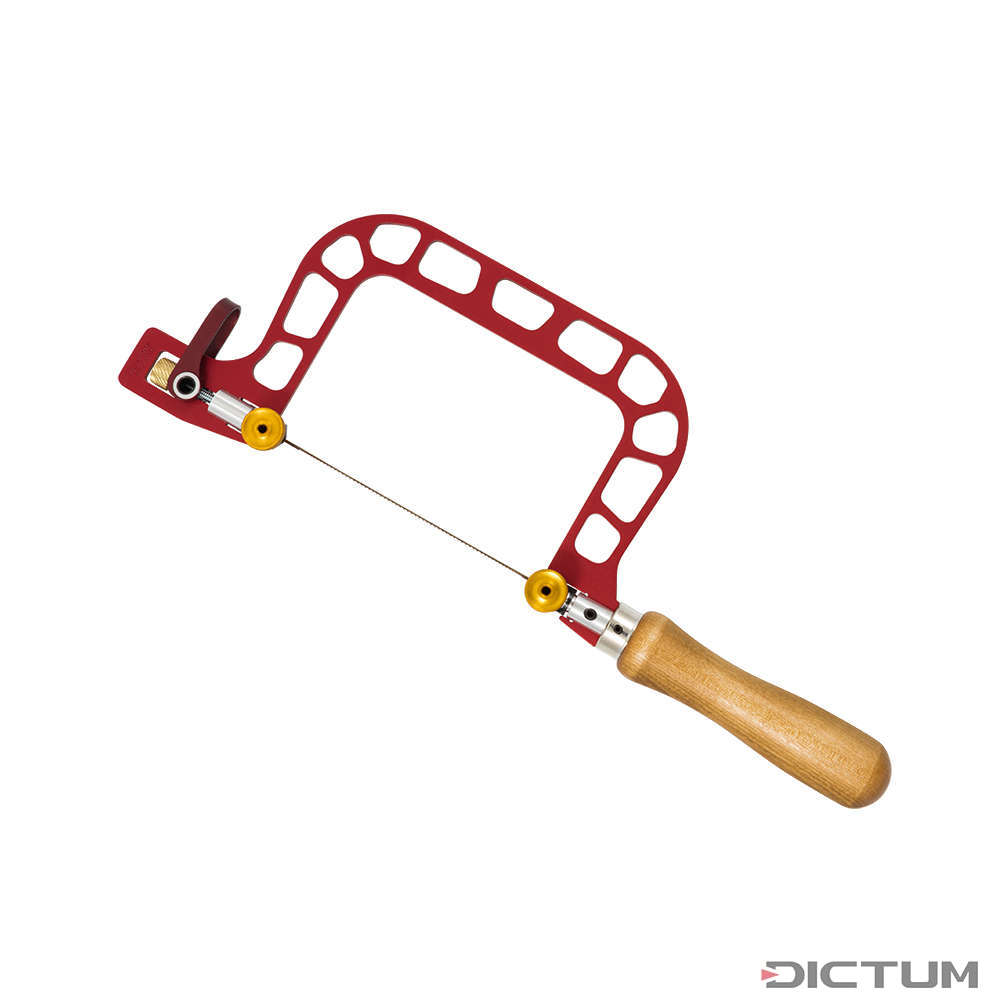 Dictum 712553 - Knew Concepts Coping Saw with Swivel Blade