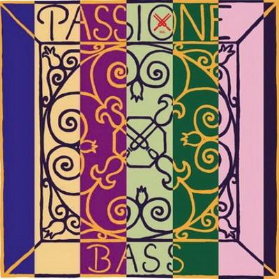 Pirastro PASSIONE 349000 (solo) - Struny na kontrabas - sada