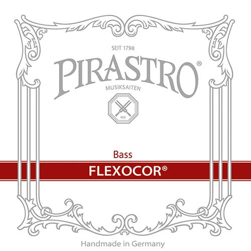 Pirastro FLEXOCOR 341050 (1/2) - Struny na kontrabas - sada