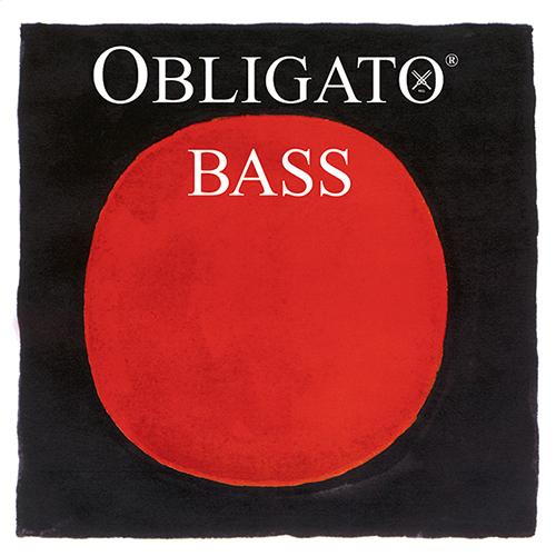 Pirastro OBLIGATO 441000 (solo) - Struny na kontrabas - sada