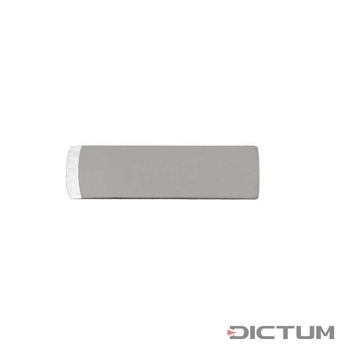 Nůž do hoblíku - Replacement Blade for Herdim® Plane, Arched, Blade Width 18 mm