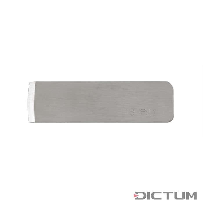 Nůž do hoblíku - Replacement Blade for Herdim® Plane, Arched, Blade Width 23 mm