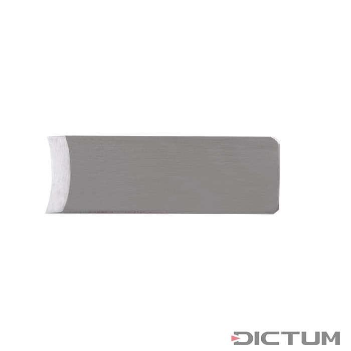 Nůž do hoblíku - Replacement Blade for Herdim® Plane, Concave Arched, Blade Width 18 mm