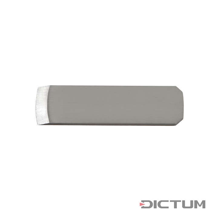 Nůž do hoblíku - Replacement Blade for Ibex® Finger Plane, Arched, Blade Width 8 mm