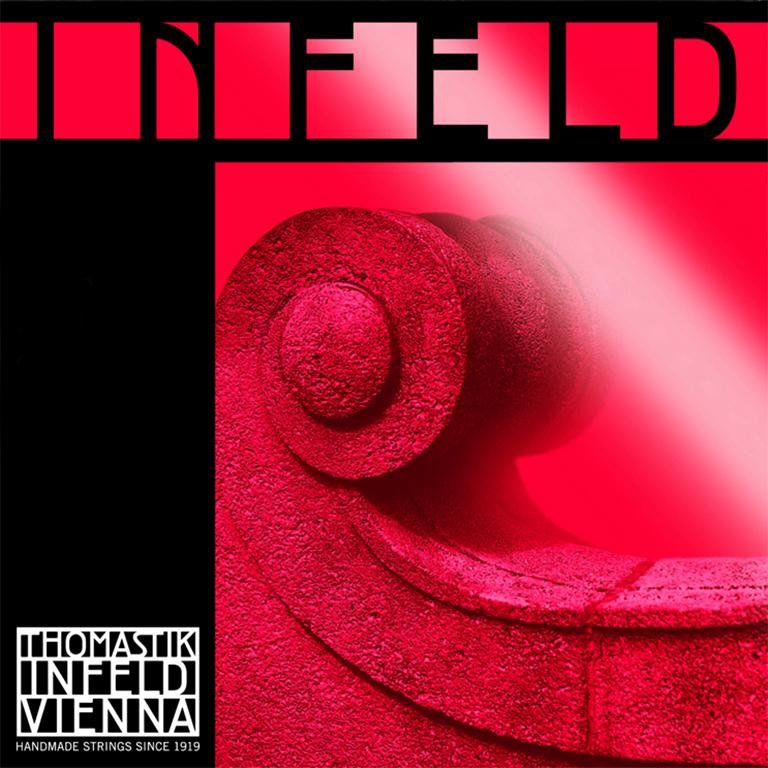 Thomastik INFELD RED IR100 - Struny na housle - sada