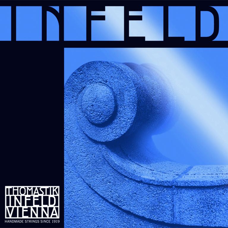 THOMASTIK INFELD BLUE IB100 Houslové struny - sada