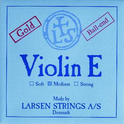 LARSEN E-Au Houslové struny - sada