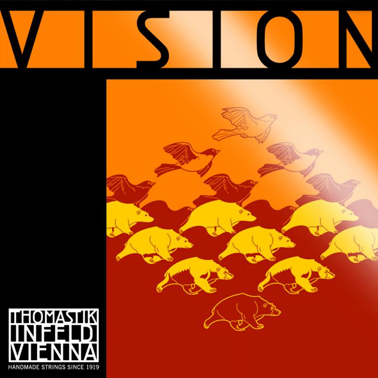 Thomastik VISION VI100 - Struny na housle - sada