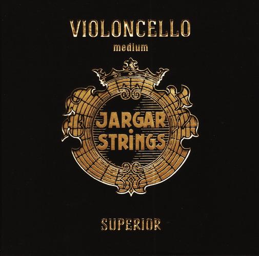 Jargar SUPERIOR - Struny na violoncello - sada