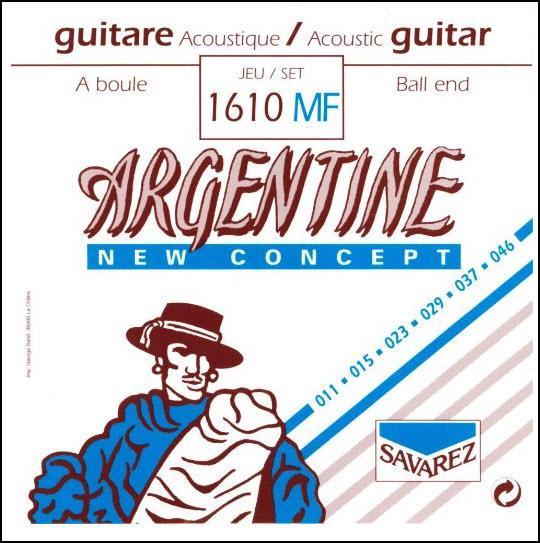 Savarez ARGENTINE 1610MF - Struny na gypsy kytaru - sada