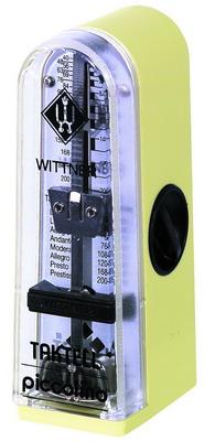 WITTNER PICCOLINO bílý Mechanický metronom
