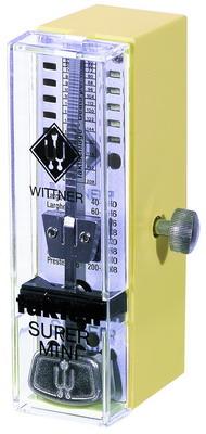 WITTNER SUPER MINI bílý Mechanický metronom