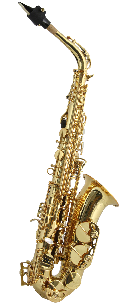 Trevor James SR Gold - Alt saxofon
