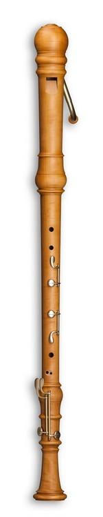 MOLLENHAUER DENNER basová s esem hruška 5506 Zobcová flétna