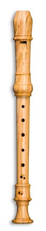 MOLLENHAUER DENNER sopránová oliva 5123 Zobcová flétna