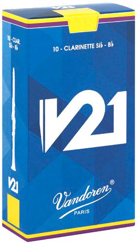 Vandoren V21 CR8025 - Plátky na Bb klarinet