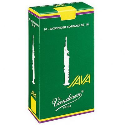 VANDOREN JAVA soprán saxofonové plátky 3