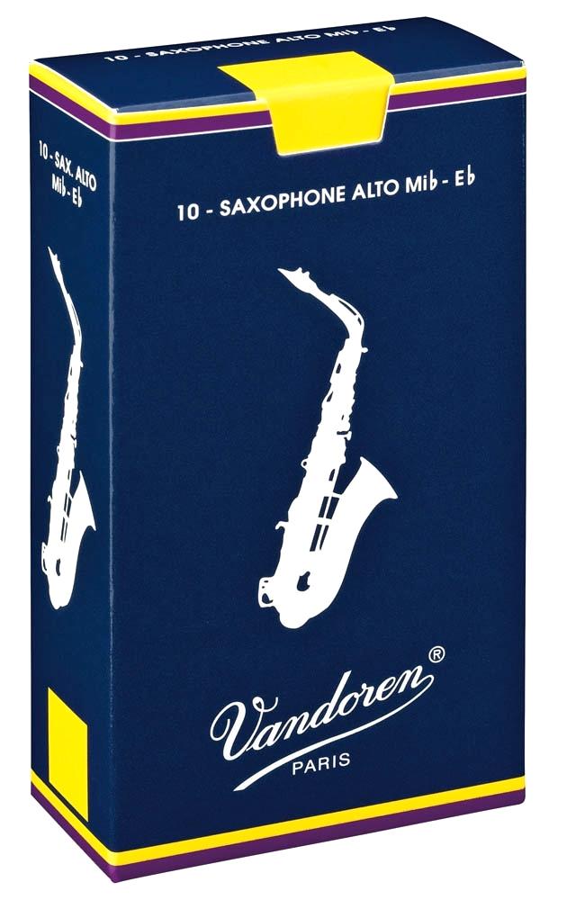 Vandoren TRADITIONAL SR212 - Plátky na alt saxofon