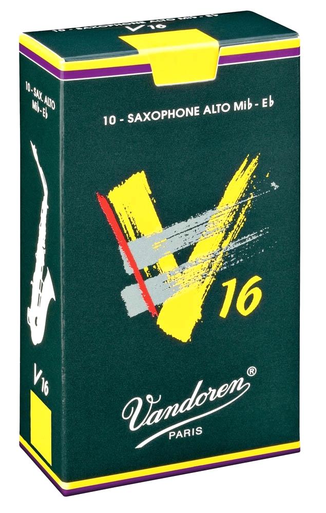 Vandoren V16 SR7025 - Plátky na alt saxofon