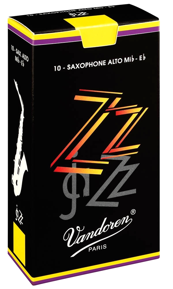 Vandoren ZZ SR412 - Plátky na alt saxofon