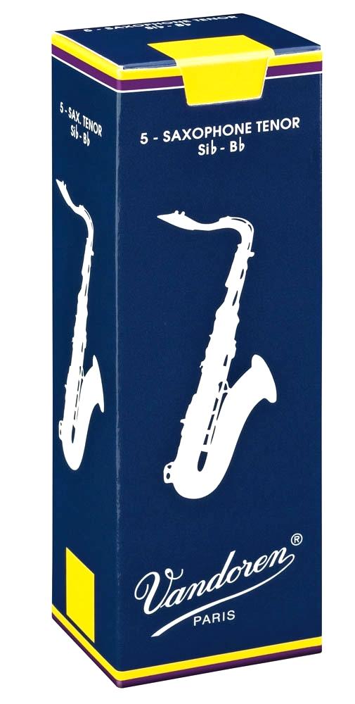 Vandoren TRADITIONAL SR222 - Plátky na tenor saxofon